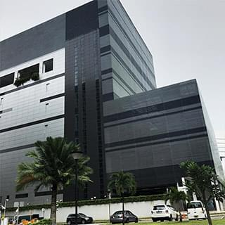 Our Singapore data center, host to our Singapore ColossusCloud region.